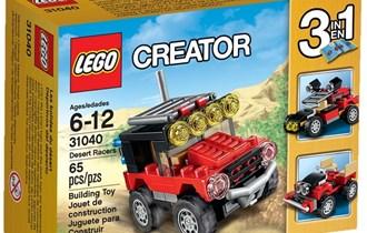 LEGO 31040-1: Desert Racers