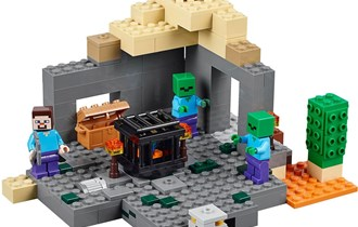 LEGO 21119-1: The Dungeon