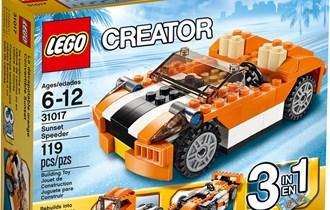 LEGO 31017-1: Sunset Speeder