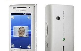 SONY XPERIA E15i, sedefno bijeli, radi na sve kartice, kao novi, potpuno ispravan, 9/10, punjač, odličan