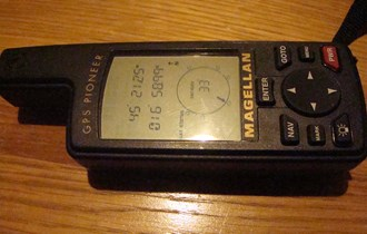 MAGELLAN GPS Pioneer