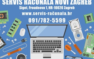 Servis Računala NOVI ZAGREB