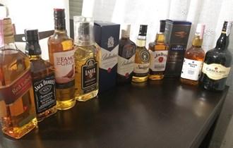 Razne whiskey-e prodajem