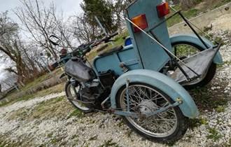 Invaldiski motor na benzin