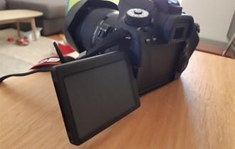 Canon 80d (W) kao nov + sigma 17-50 mm objektiv