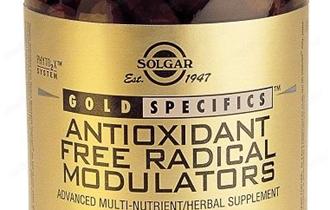 SOLGAR Antioksidant Free Radical Modulators