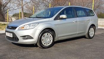 Ford Focus 1.8 benzin+plin