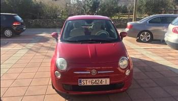 Fiat 500 1,2 8 V