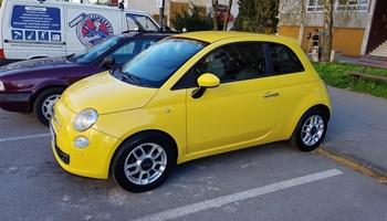 Fiat 500 1,3 Multijet 16V