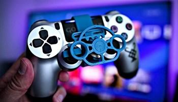 Mini volan za PS3/PS4 kontroler