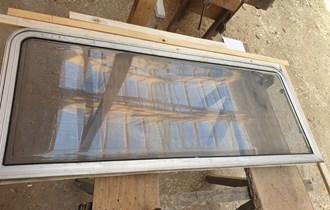 prozori za kamp kućicu aluminiski okovi i prozori s gumenim dihtovima