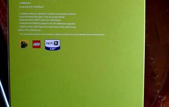 Samsung Galaxy Tab E LTE 9.6