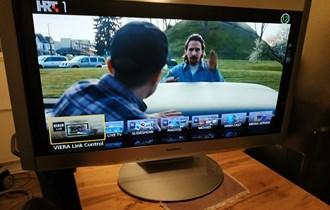 PLAZMA TV PANASONIC117cm Viera TX-P46Z1J VRHUNSKI APARAT I LUKSU 10/10
