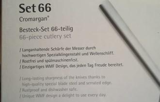 Pribor za jelo WMF Set od 66komada