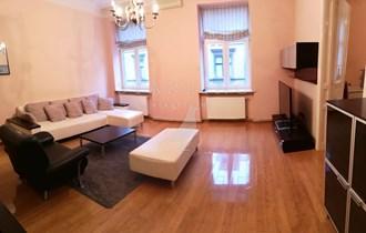 STAN, NAJAM, ZAGREB, CENTAR, KAČIĆEVA, 106 m2, 3-soban