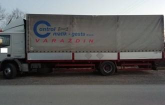 Kamion Iveco EuroCargo sandučar