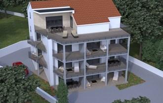Apartmani Vodice - Novogradnja