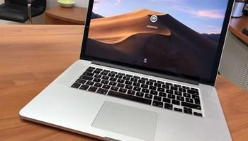 Apple Macbook Pro 15 Retina 512 GB SSD