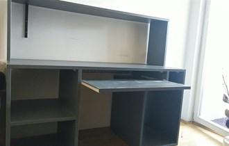Radni stol, ne koristen! 160x63cm, v=133cm