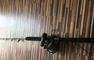 Prodajem BIG GAME štap Shimano Tiagra 50 lb sa rolom Shimano Tyrnos 50 lb