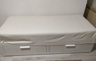Krevet na razvlačenje, Brimnes Ikea