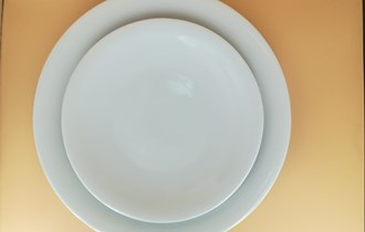 Tanjuri porculanski: rasprodaja do isteka zaliha