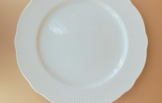 Tanjur porculanski desertni: rasprodaja do isteka zaliha