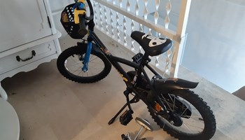 Bicikla za dečke, veličina kotača 16