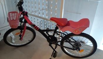 Bicikla za djevojčice, veličina kotača 20
