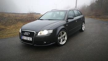 Audi A4 Avant 2.0tdi 16v S-line