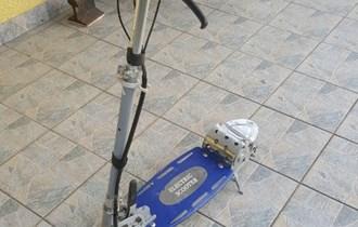 Električni romobil priprema za elektrifikaciju