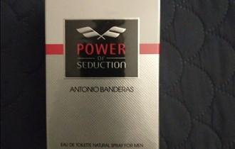 Parfem Antonio Banderas Power of Seduction nov neotvoren