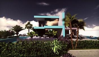Moderna villa s bazenom