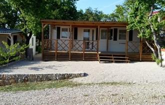 Kamp Njivice - prodajem mobilnu kucicu Adria Rimini, odlično stanje