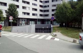 Prodajem parkirno garažno mjesto - Zaprešić centar
