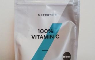Myprotein 100% Vitamin C u prahu 500g - 130kn