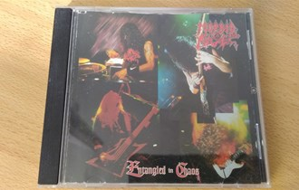Morbid Angel - Entangled in chaos CD