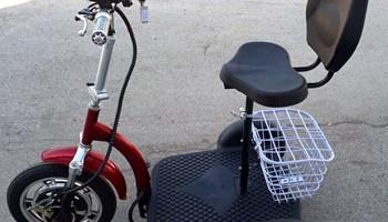Električni tricikl (za slabo pokretne osobe)