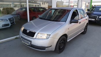 Škoda Fabia 1.4 (od prvog vlasnika) klima