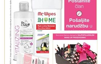 Prodaja kozmetičkih proizvoda