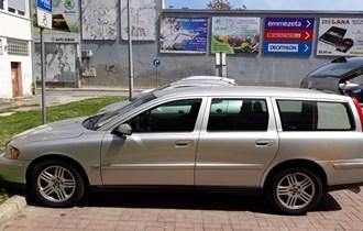Volvo V70 2.4 D5 Momentum 2006 diesel automatik