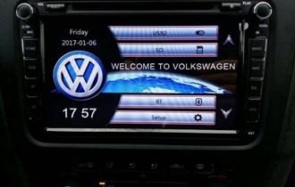 Autoradio-Navigacija 8 incha za vw,seat,skoda