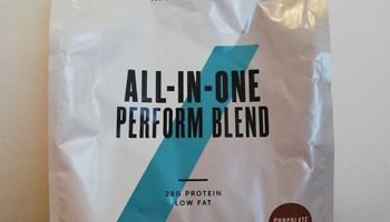 Myprotein All in One Perform Blend 2.5kg(sa okusom) - 280kn