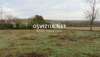 Neurbanizirano zemljište kod Rovinja