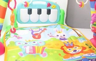 BABY PIANO, KLAVIR ZA BEBE SA ZVEČKOM I TEPOHOM ZA IGRU akcijaa!!!!
