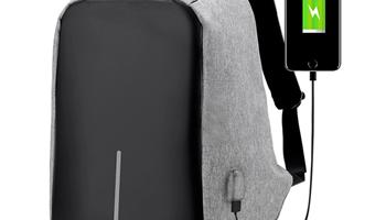 PROTUPROVALNI RUKSAK SA USB UTOROM ZA PUNJENJE