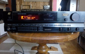 Sansui RZ-3500 Computerized Stereo Receiver