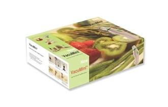 VacuMini sistem za vakumiranje hrane i pića - NOVO!! ZAPAKIRANO!