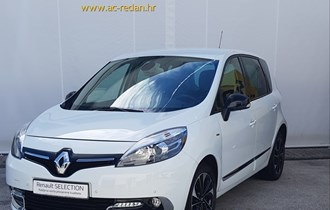 Renault Scénic dCi 130 Energy Bose Edition