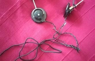 Slušalice iz pedesetih